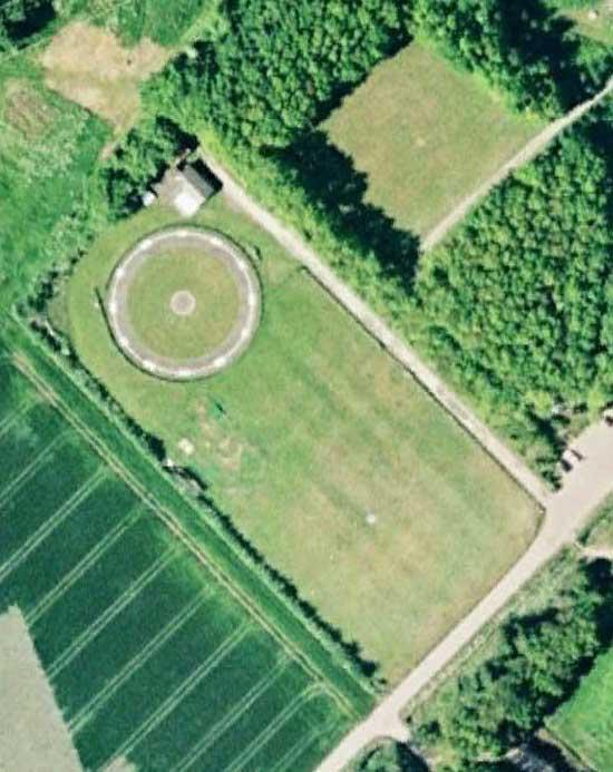 Flying Field in Aalborg, Denmark